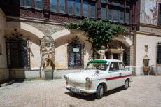 Trabant 600 - 1963