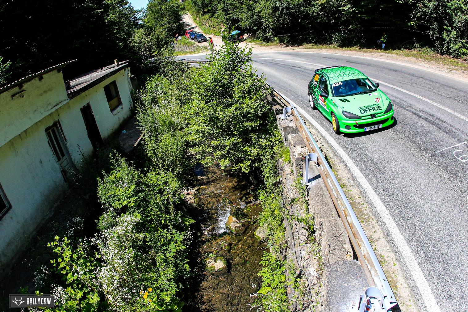 3 podiumuri pentru 206 Racing Team la Cupa Resita