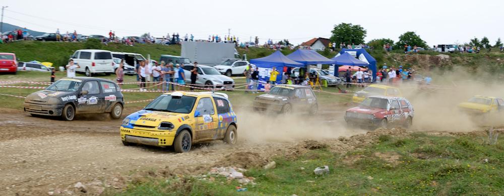 Cupa Câmpulung Muscel la RallyCross 2019 – Clasamente si galerie foto