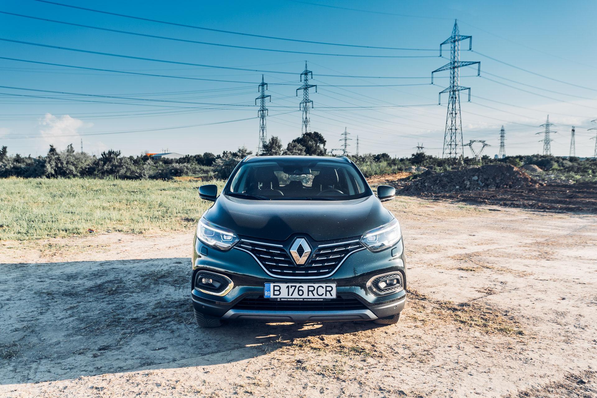 Drive-test Renault Kadjar facelift – 1.3l TCe 159 EDC 4×2 – Intens