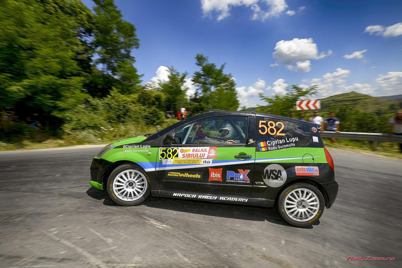 Transilvania Rally, o nouă provocare pentru Ciprian Daniel Lupu