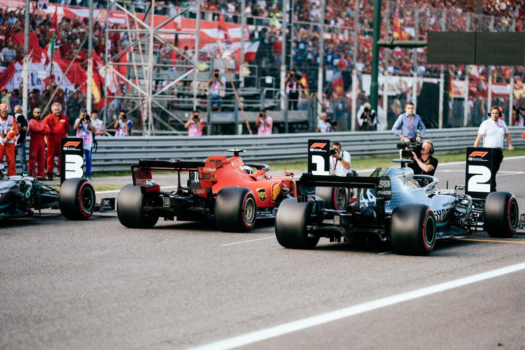 Leclerc a castigat Marele Premiu al Italiei