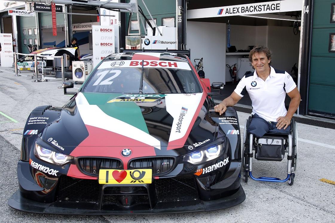 Zanardi va participa la cursa comună a seriilor DTM şi SUPER GT de la Fuji