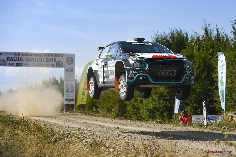 DTO Rally Team duce ultima luptă a sezonului la Tess Rally 2019