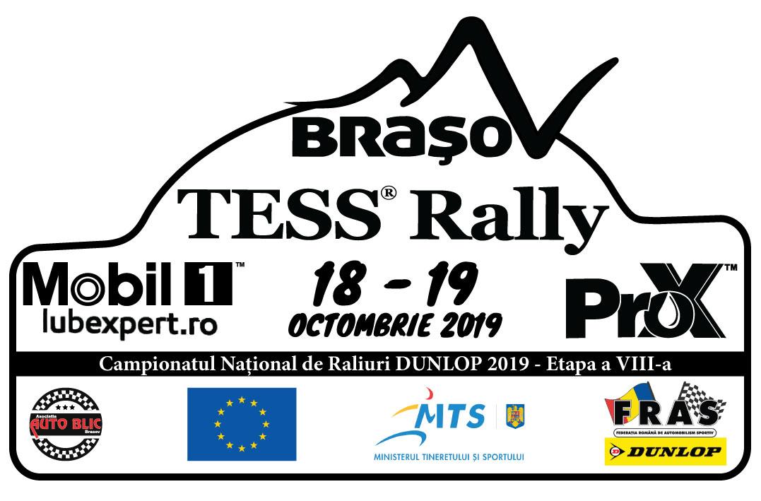 59 de echipaje la startul TESS Rally 48