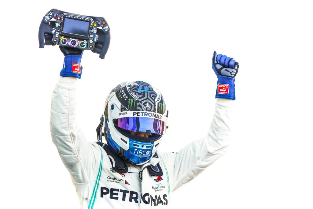 Valtteri Bottas a castigat Marele Premiu al Japoniei