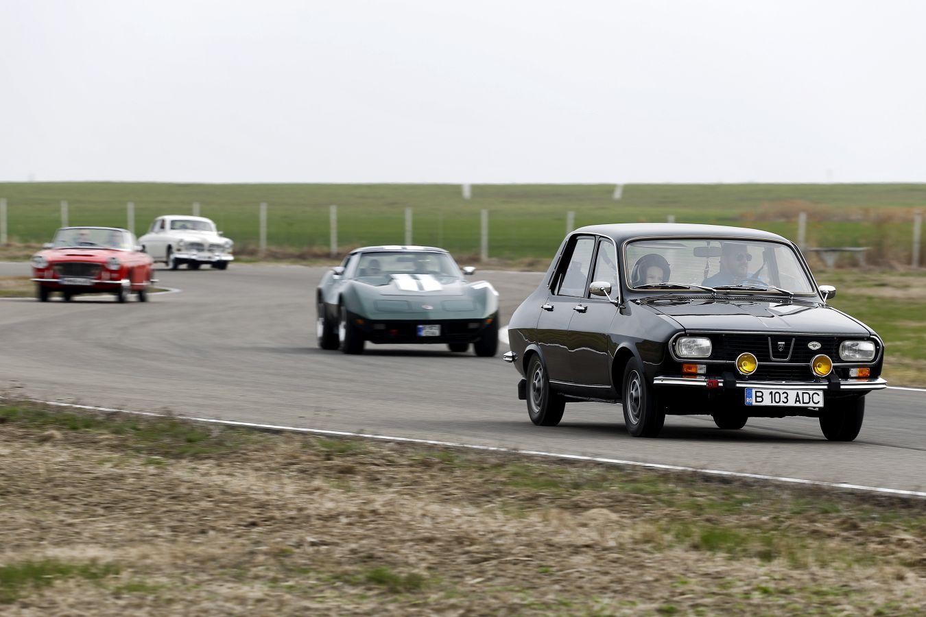 Ultimele două etape ale sezonului Romanian Retro Racing se desfășoară în weekend, la Motorpark România – program