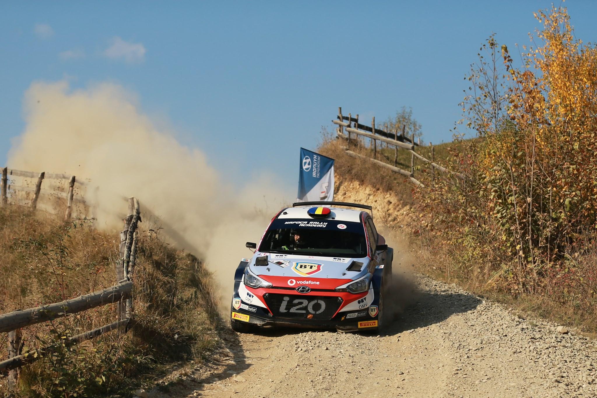 Simone Tempestini a câștigat TESS Rally 48 și a devenit din nou campion național absolut