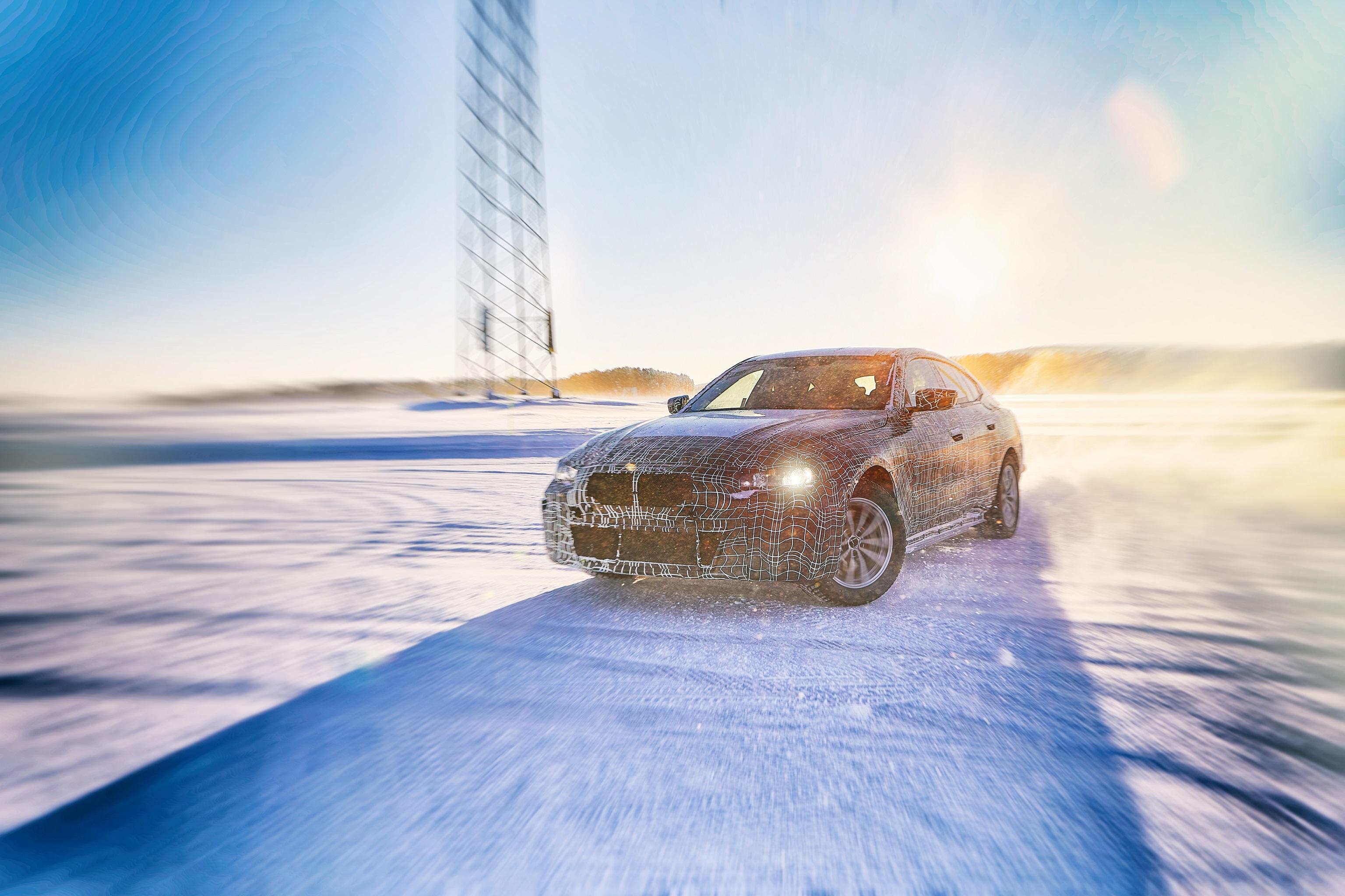Noul BMW i4 – primele detalii
