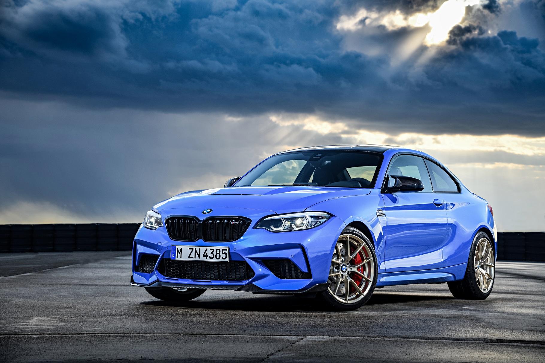 BMW M2 CS in editie limitata