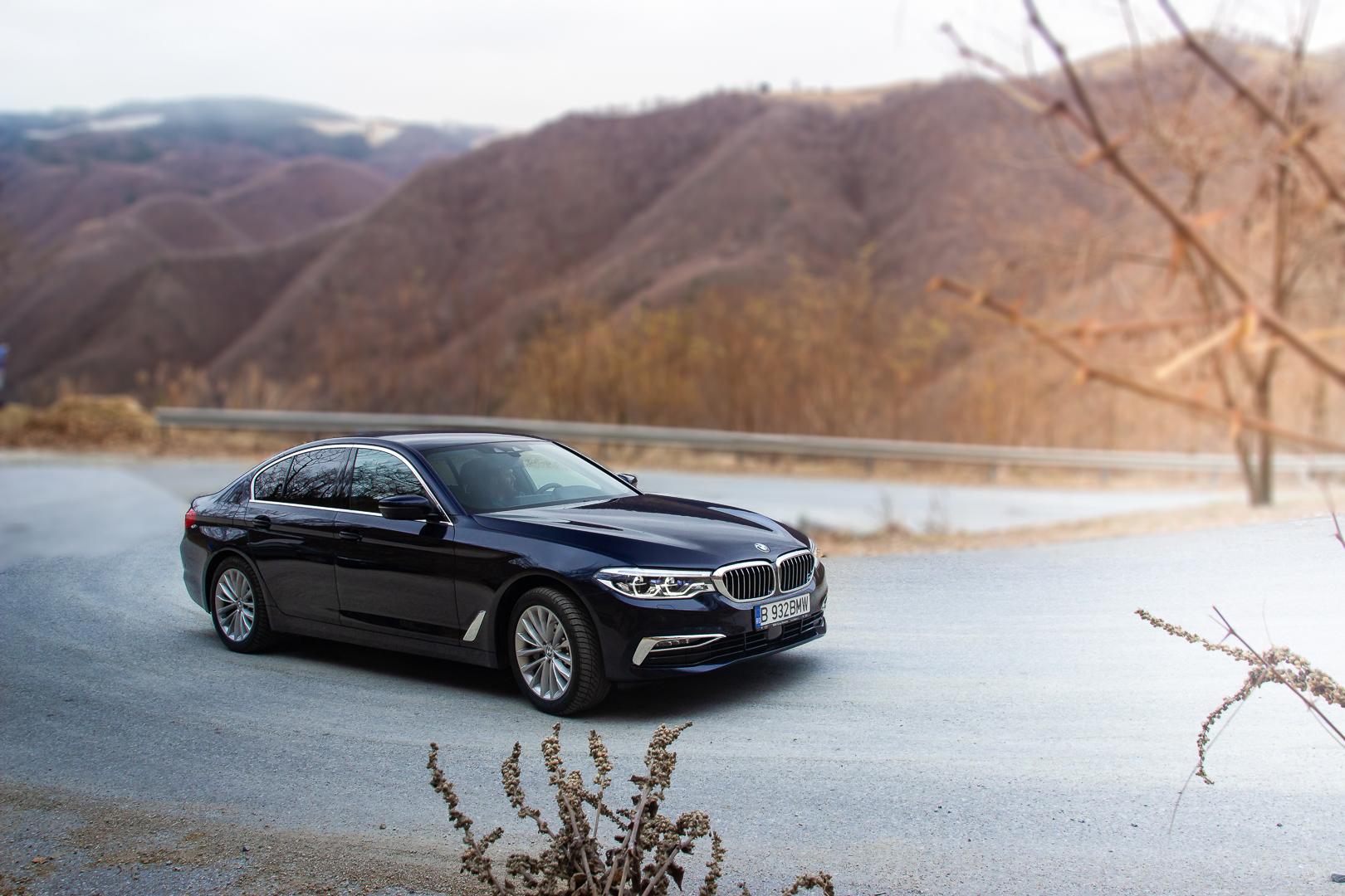 BMW 530e Hybrid