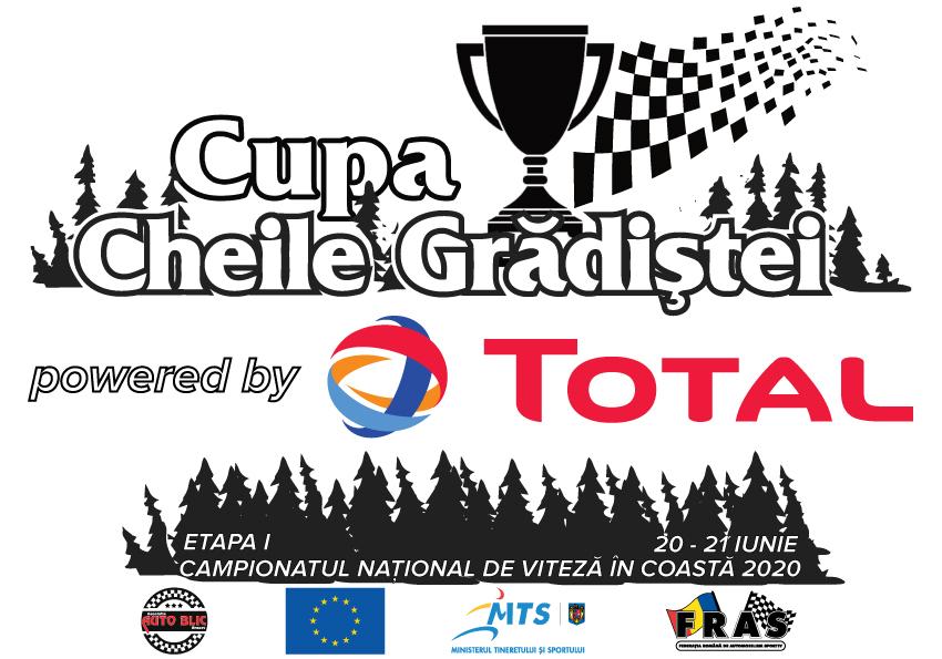 Cupa Cheile Grădiștei powered by TOTAL – Program si documente oficiale