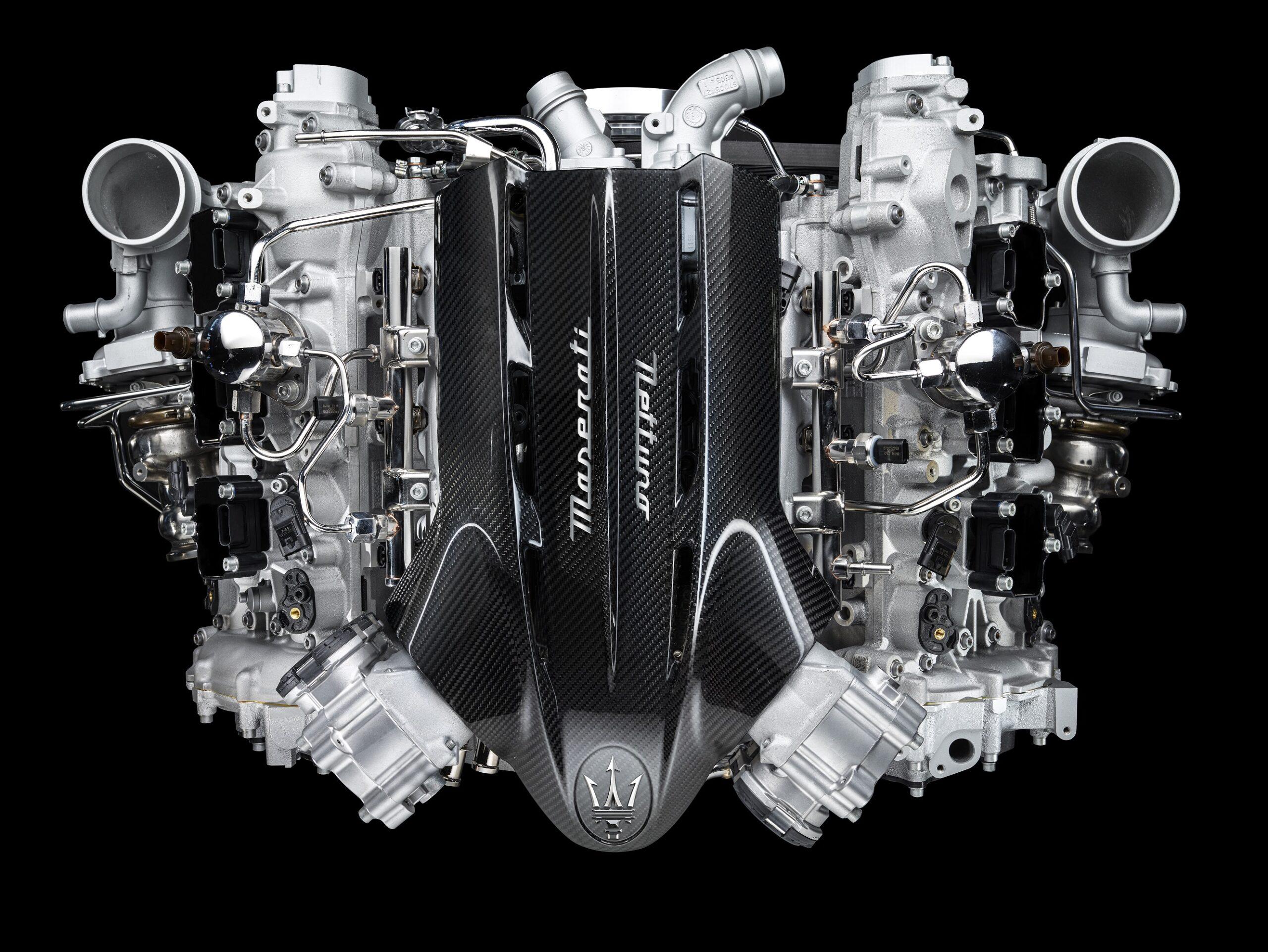 Nettuno: noul motor 100% Maserati care adoptă tehnologia F1 pentru o mașină de oraș