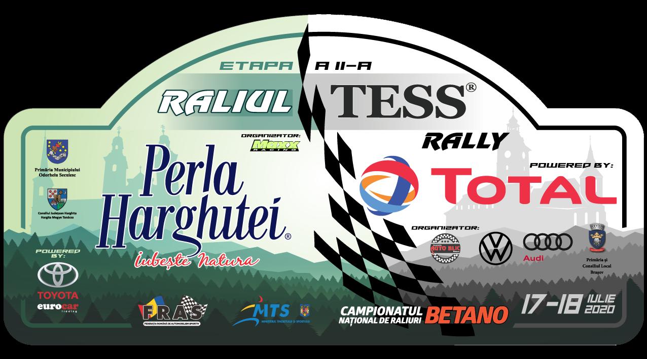 Raliul Perla Harghitei Tess powered by Total – program inchidere circulatie