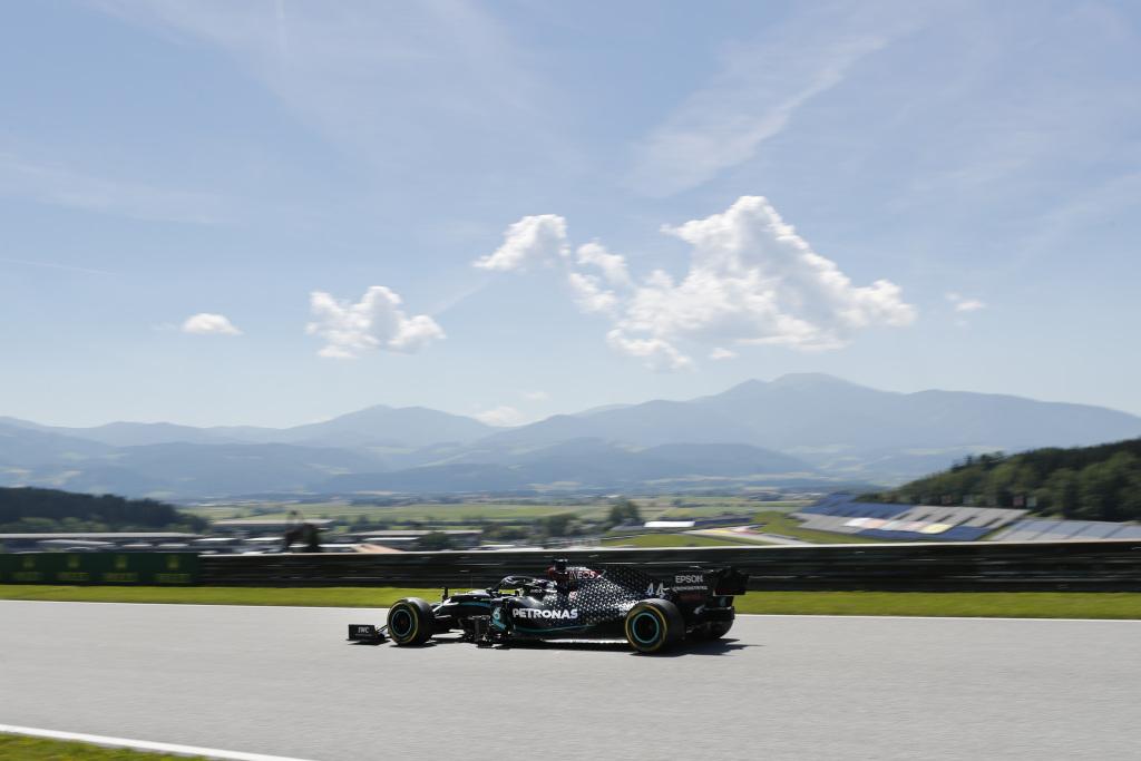 Lewis Hamilton a câștigat Marele Premiu al Styriei