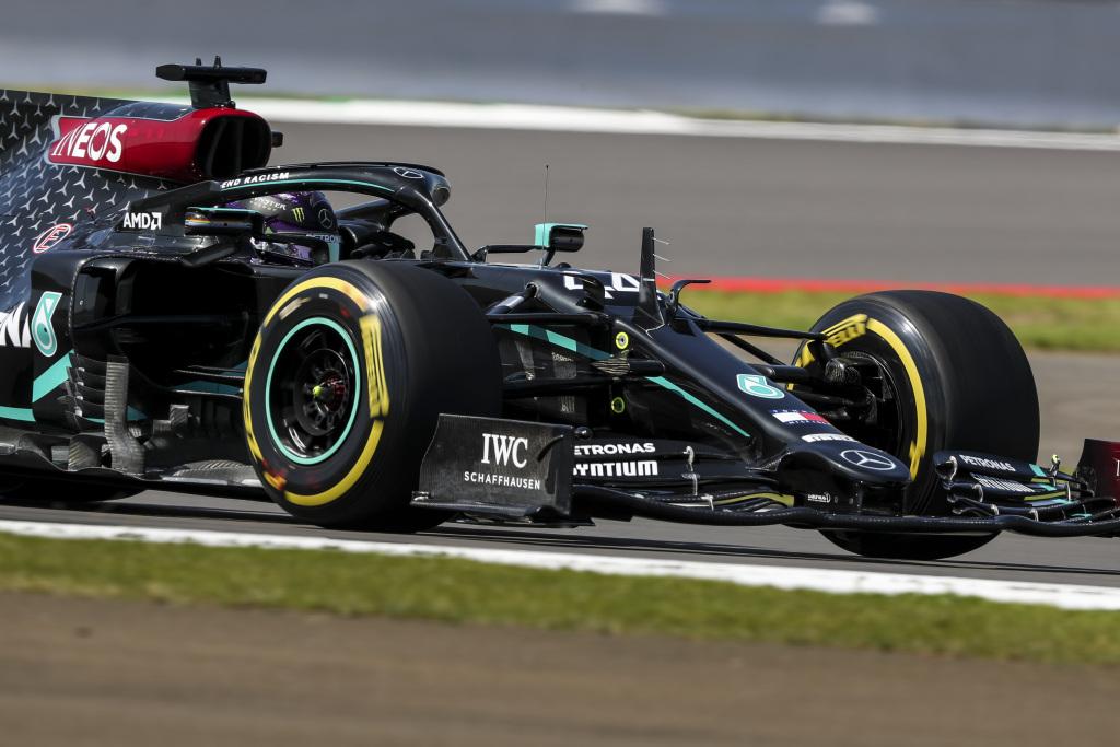 Cauza penei de cauciuc de la monopostul lui Lewis Hamilton