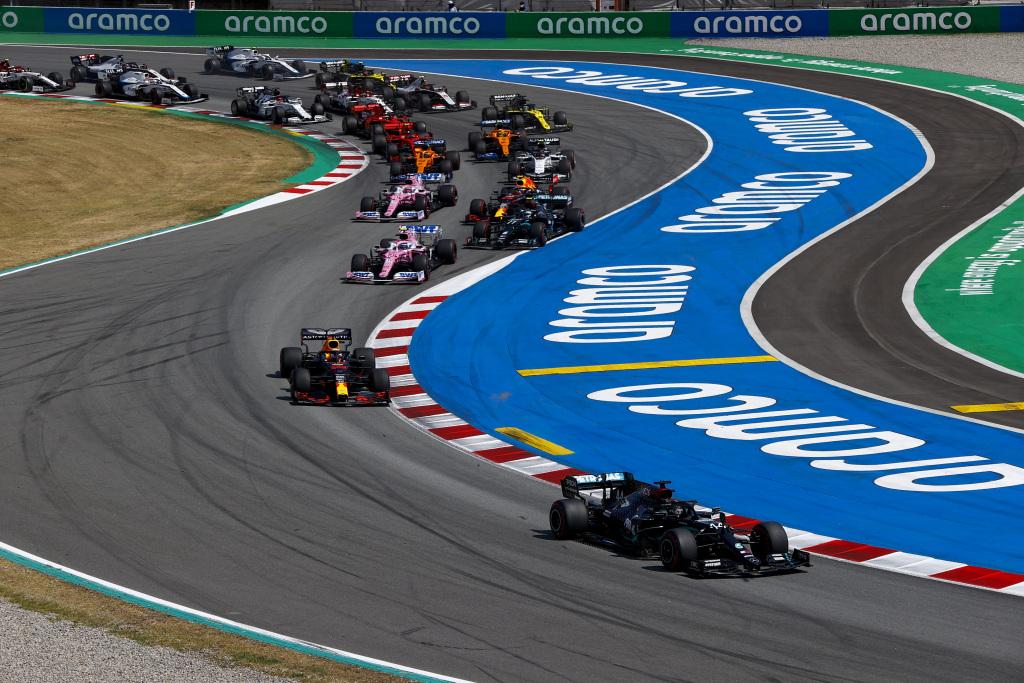 Lewis Hamilton a câștigat Marele Premiu al Spaniei