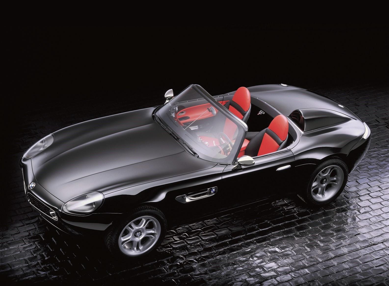 20 de ani de la lansarea BMW Z8 – un roadster atemporal