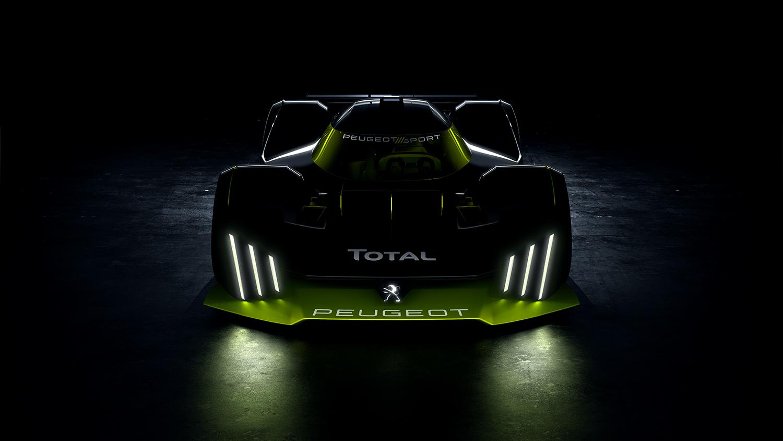 PEUGEOT și TOTAL au inaugurat oficial proiectul Le Mans Hypercar (LMH)