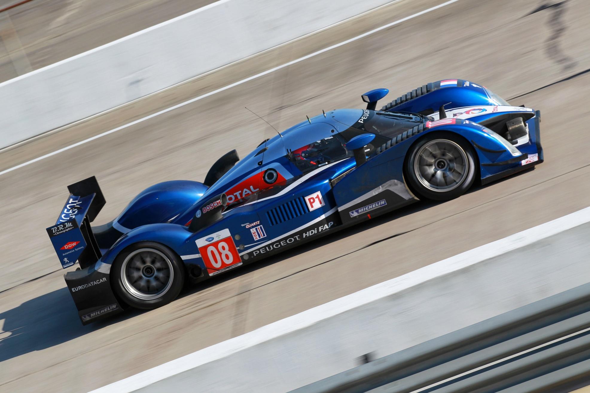 Carlos Tavarez va inaugura Cursa de 24 de ore de la Le Mans 2020 la volanul modelului PEUGEOT 908