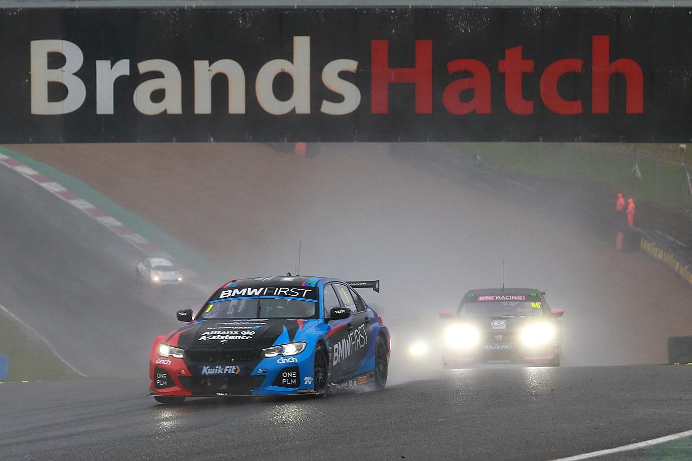 BMW a câștigat titlul constructorilor în BTCC