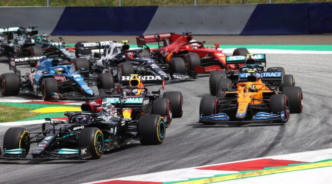 Max Verstappen a câștigat Marele Premiu al Styriei