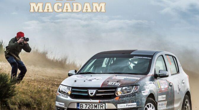 Începe sezonul pe macadam la Raliul Moldovei Bacau, etapa de Campionat European