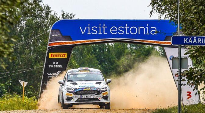 Raliul Estoniei – un loc cinci pentru Raul Badiu într-o cursă dificilă și rapidă