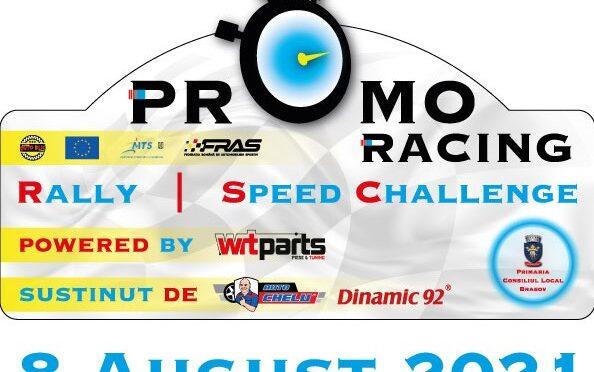 Prima etapa Promo Speed Challenge va avea loc pe 8 august 2021
