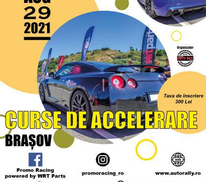 Promo Speed Challenge, etapa a doua, Brașov – Duminică 29 August