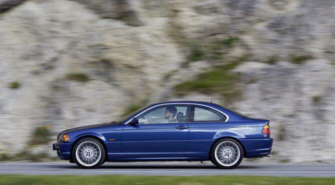 Rechemare în service pentru probleme de airbag – BMW Seria 3 E46